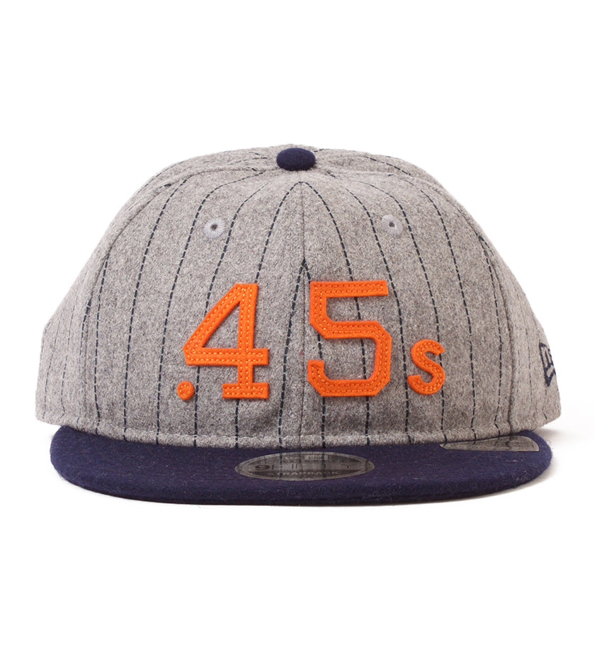 Proper x New Era Colt .45s 9Fifty Retro Crown (Grey)