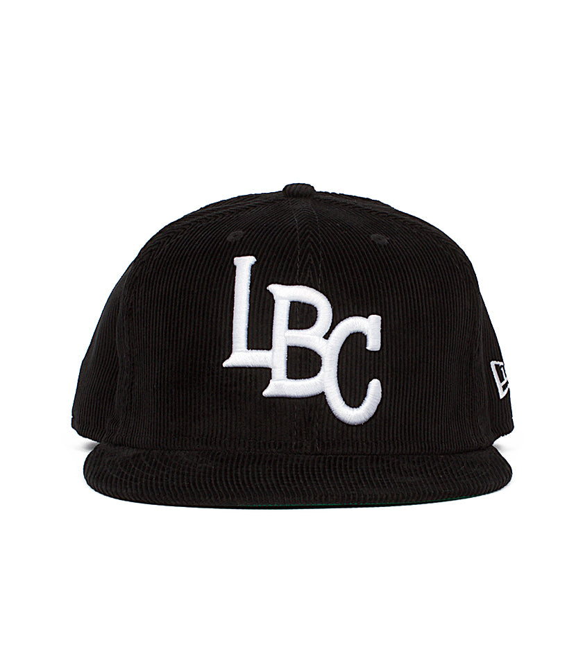 Cascade LBC Corduroy 59Fifty (Black)
