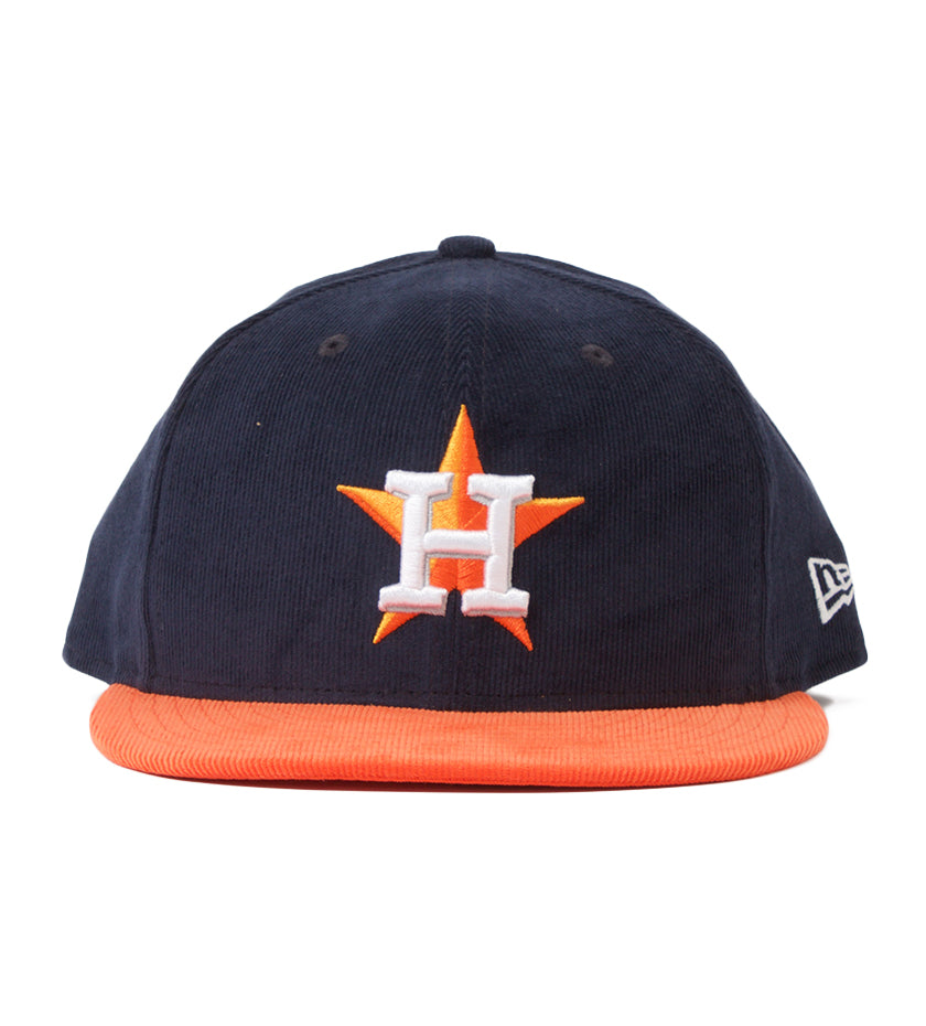 Proper x New Era Houston Astros 59Fifty (Blue/Orange)