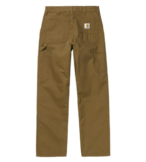 Double Knee Pant (Hamilton Brown Rinsed)