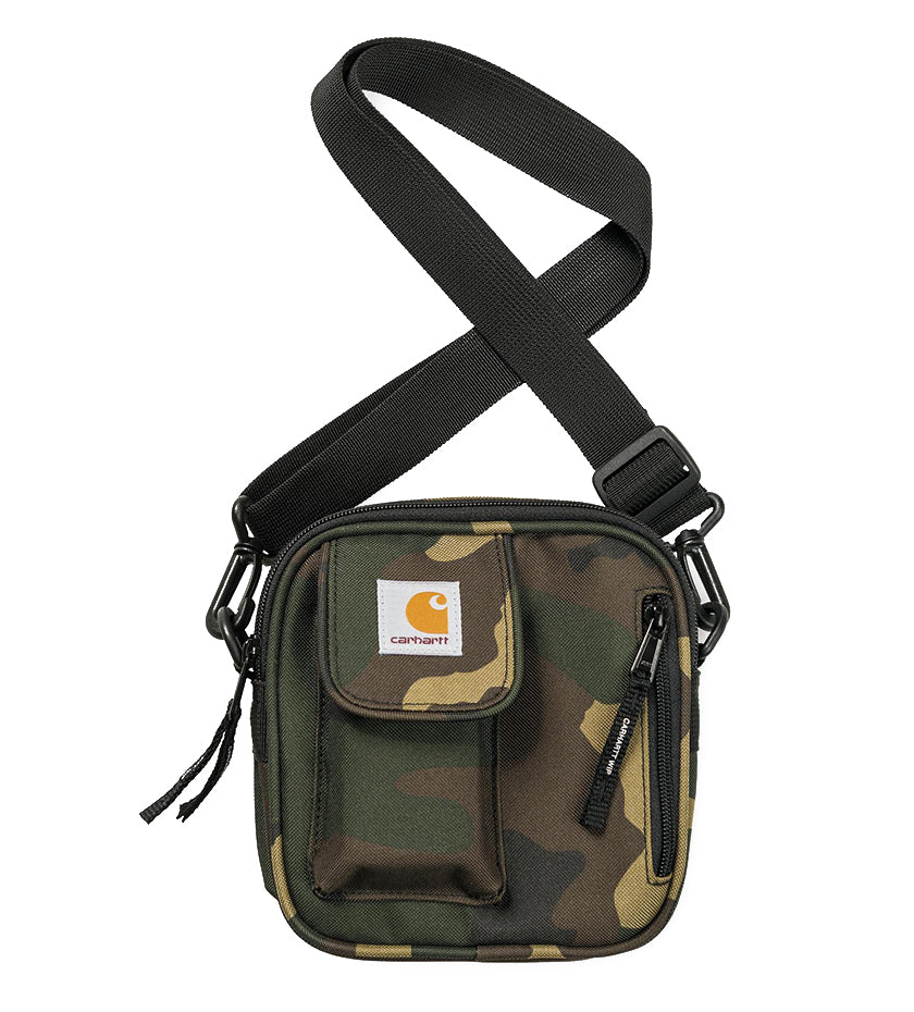 Small Essentials Bag (Camo Laurel)