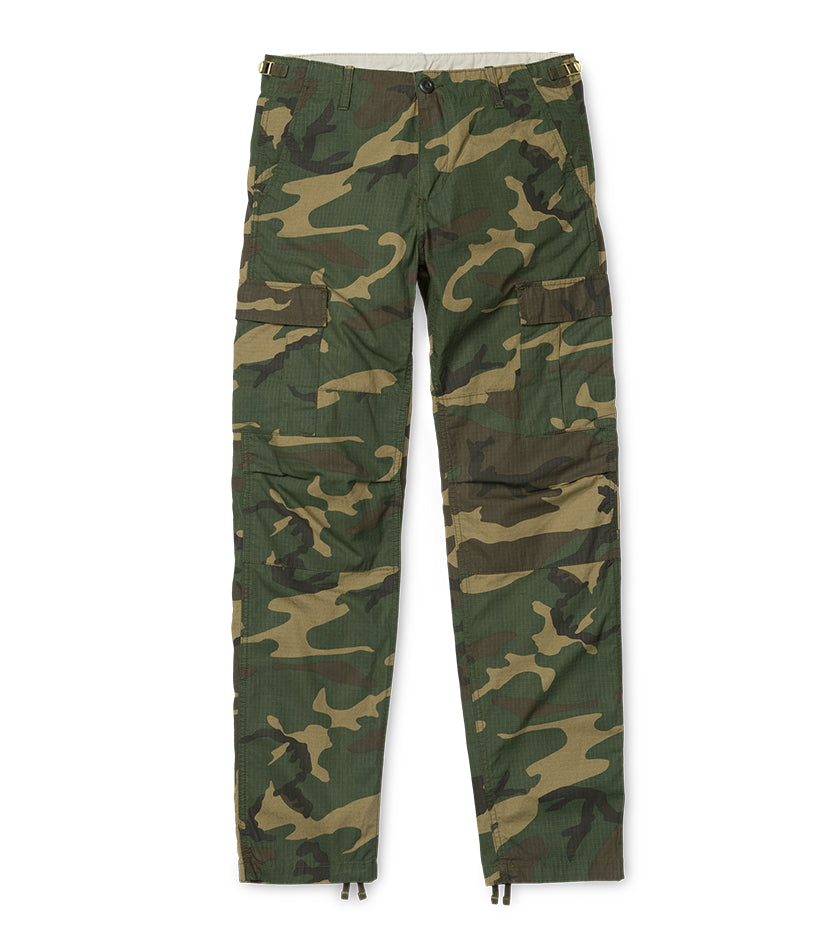 Aviation Pant (Laurel Camo Rinsed)
