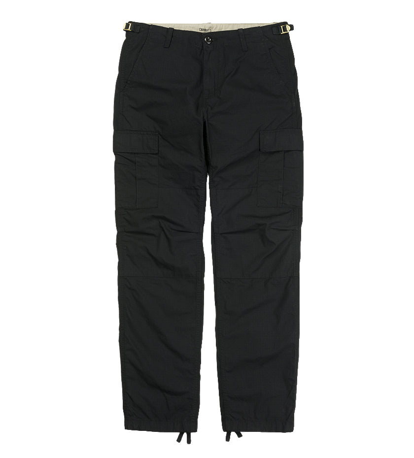 Aviation Pant (Black Rinsed)