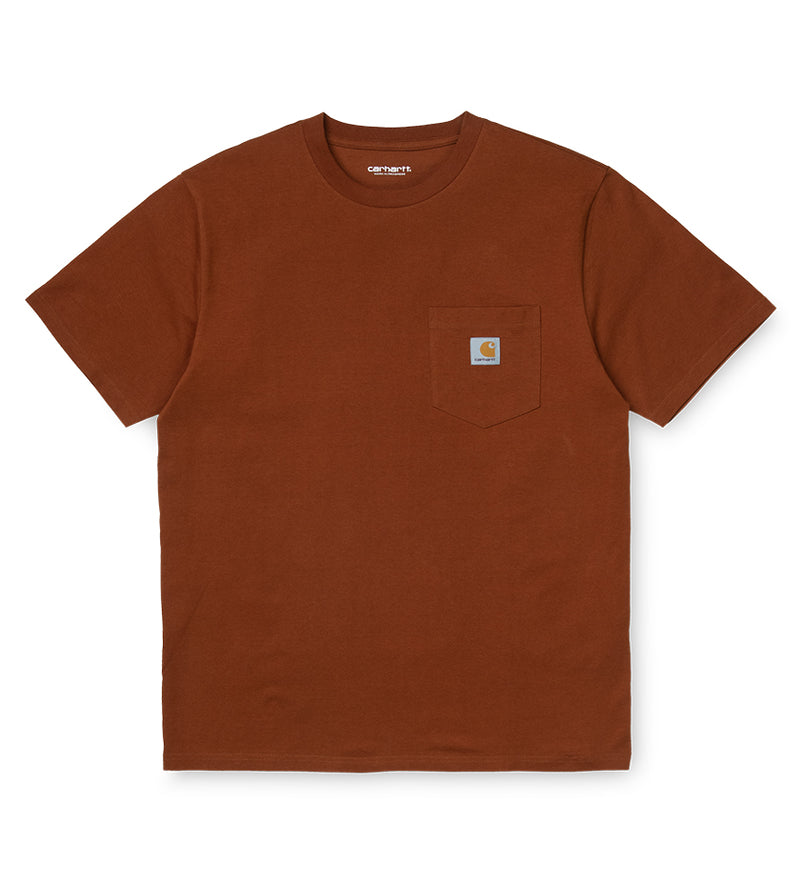 Pocket T-Shirt (Brandy)
