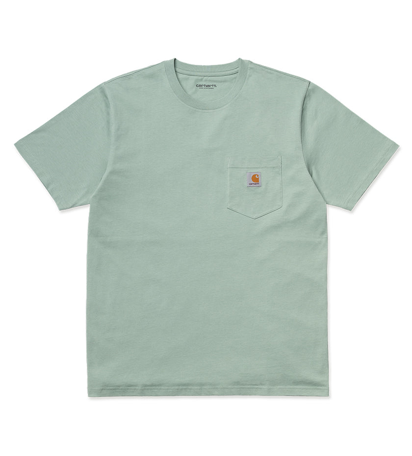 Pocket T-Shirt (Frosted Green)
