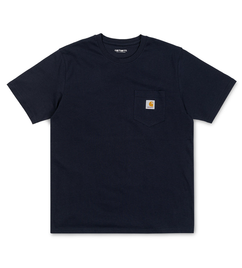 Pocket T-Shirt (Dark Navy)