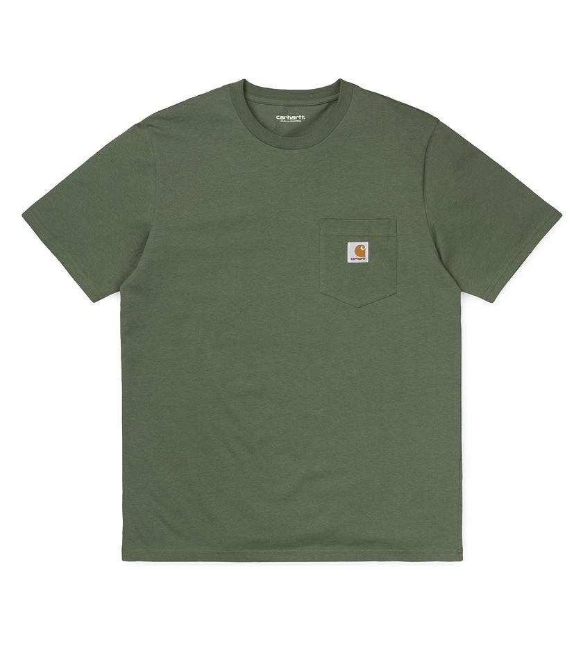 Pocket T-Shirt (Dollar Green)