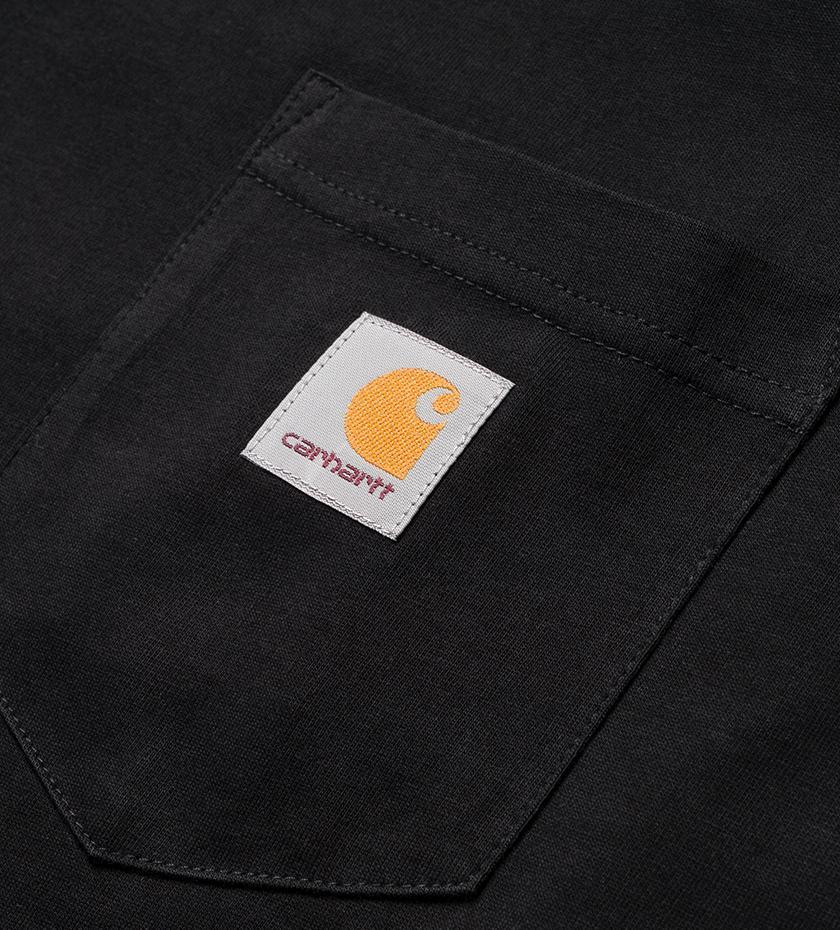 Pocket T-Shirt (Black)