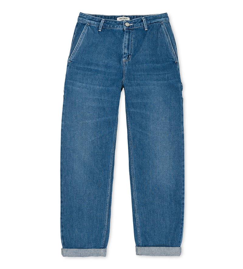 Women's Pierce Pant (Blue / Dark Stone Washed)