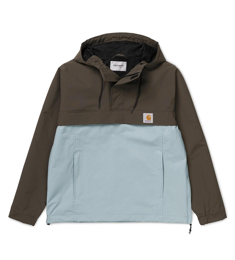 Nimbus Two Tone Pullover (Cypress/Soft Aloe)