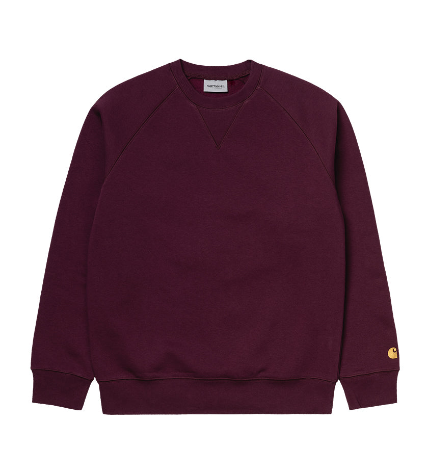 Chase Sweatshirt (Shiraz / Gold)