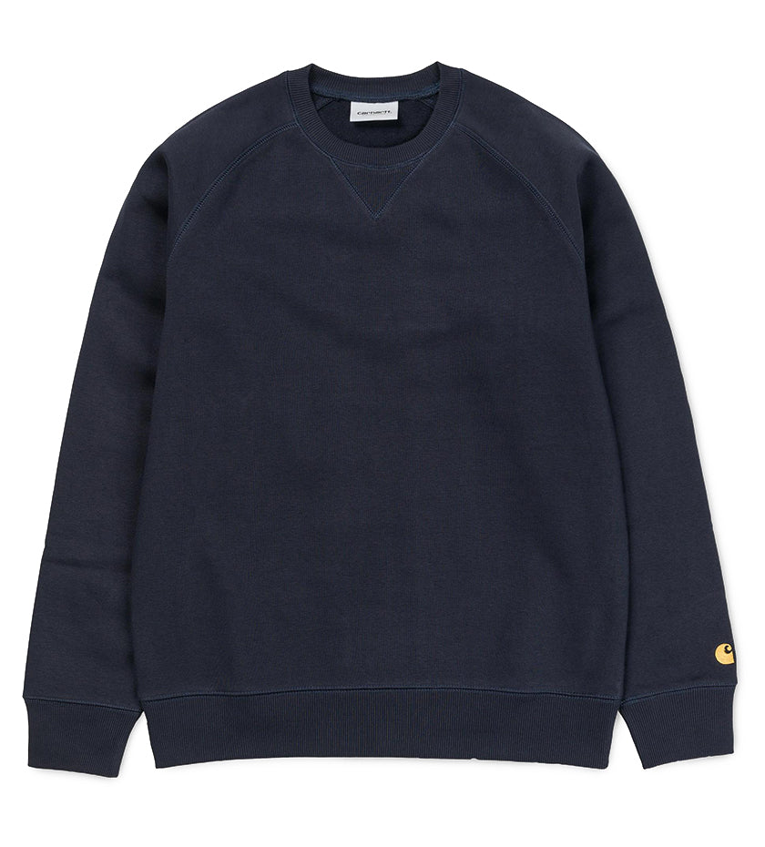 Chase Sweatshirt (Dark Navy / Gold)