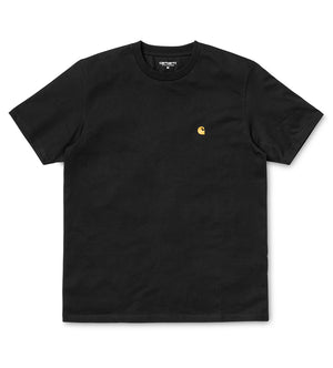 Chase T-Shirt (Black / Gold)