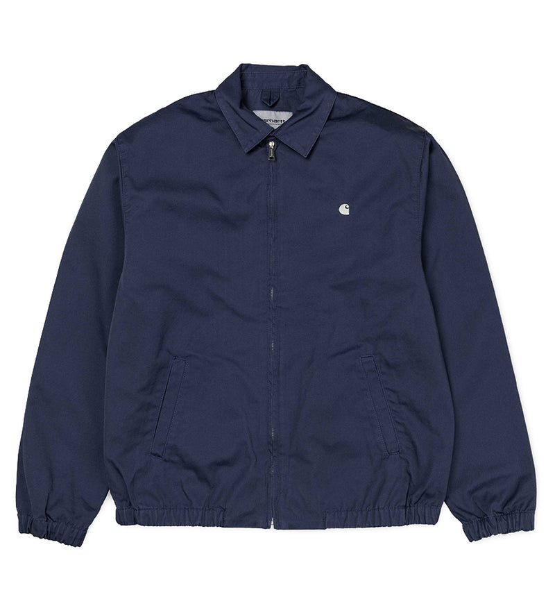 Madison Jacket (Blue Rinsed)