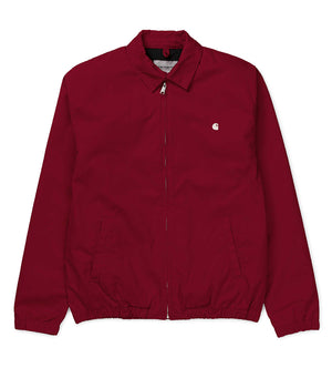 Madison Jacket (Cardinal Rinsed)