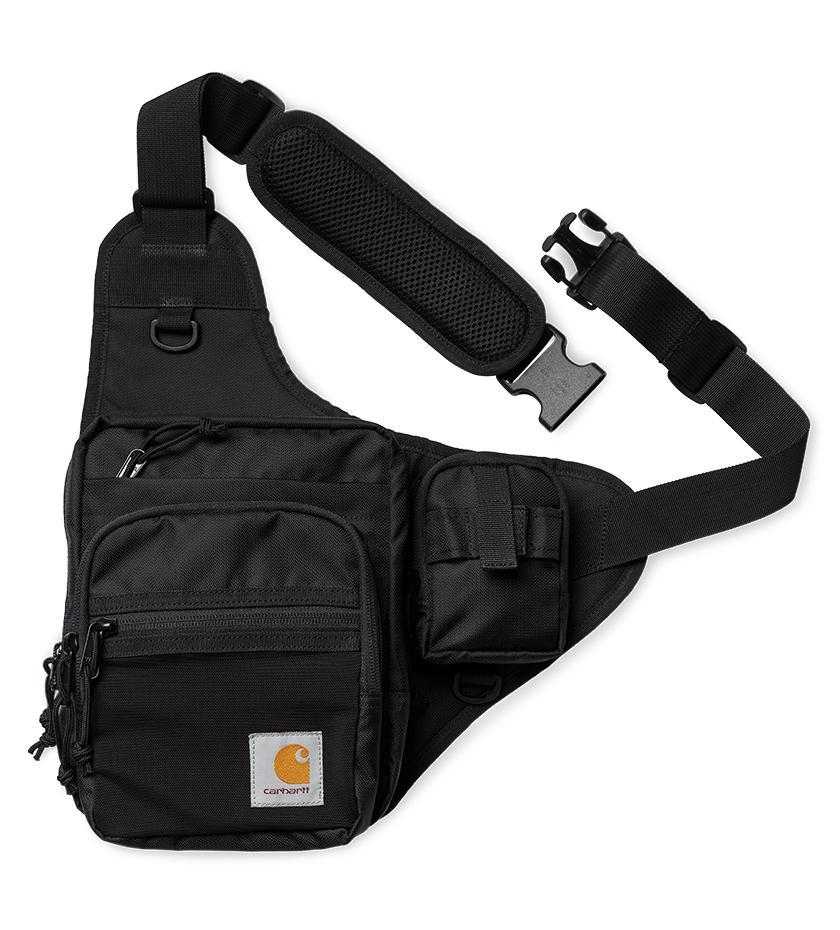 Delta Shoulder Bag (Black)