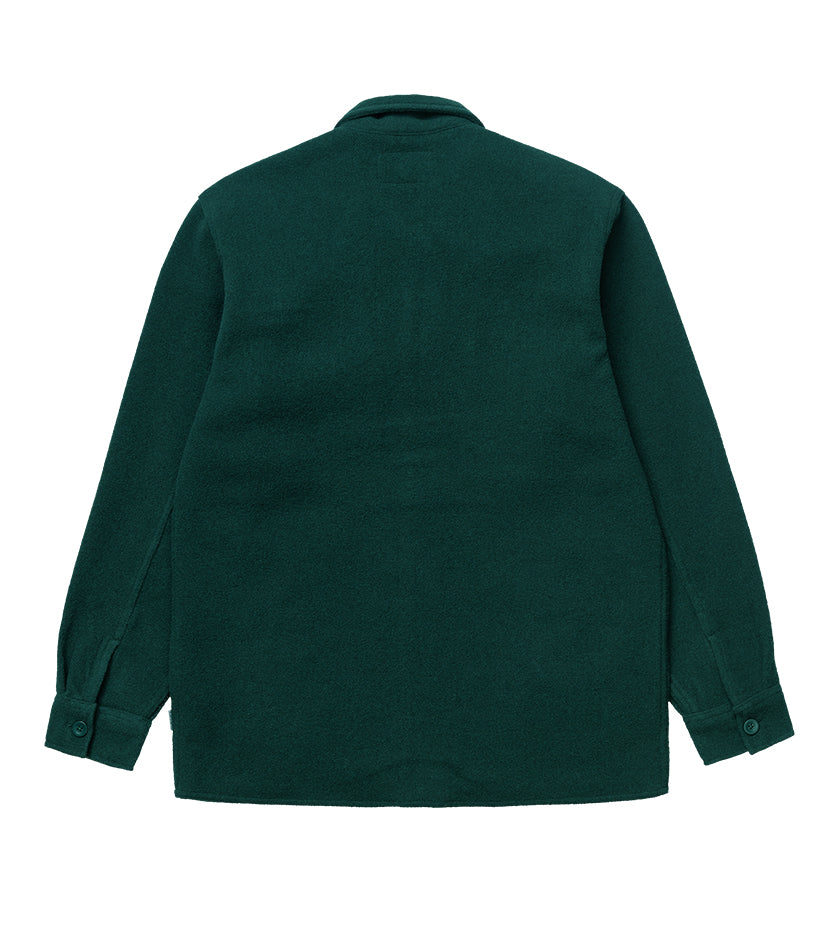 Owen Shirt Jacket (Bottle Green)