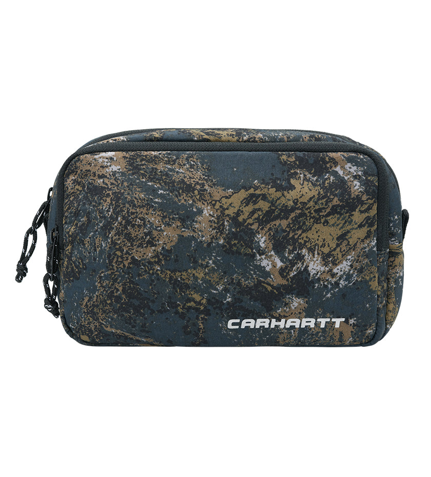 Terra Small Bag (Deep Lagoon Satellite Print)