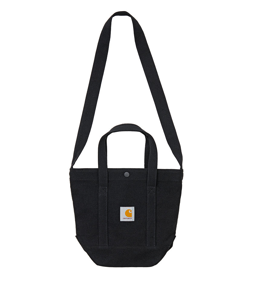 Canvas Small Tote Bag (Black)
