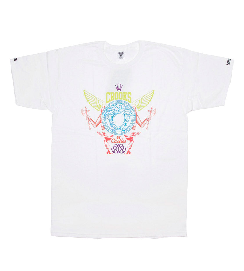 High Society Tee (White)