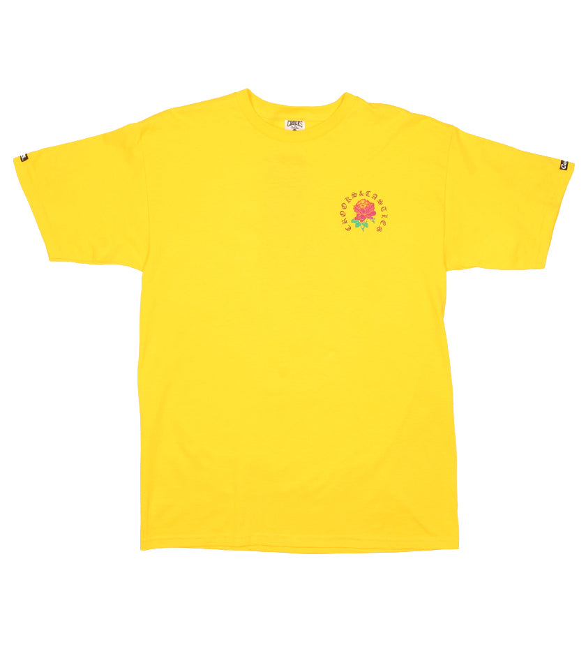 War Of Roses Tee (Yellow)