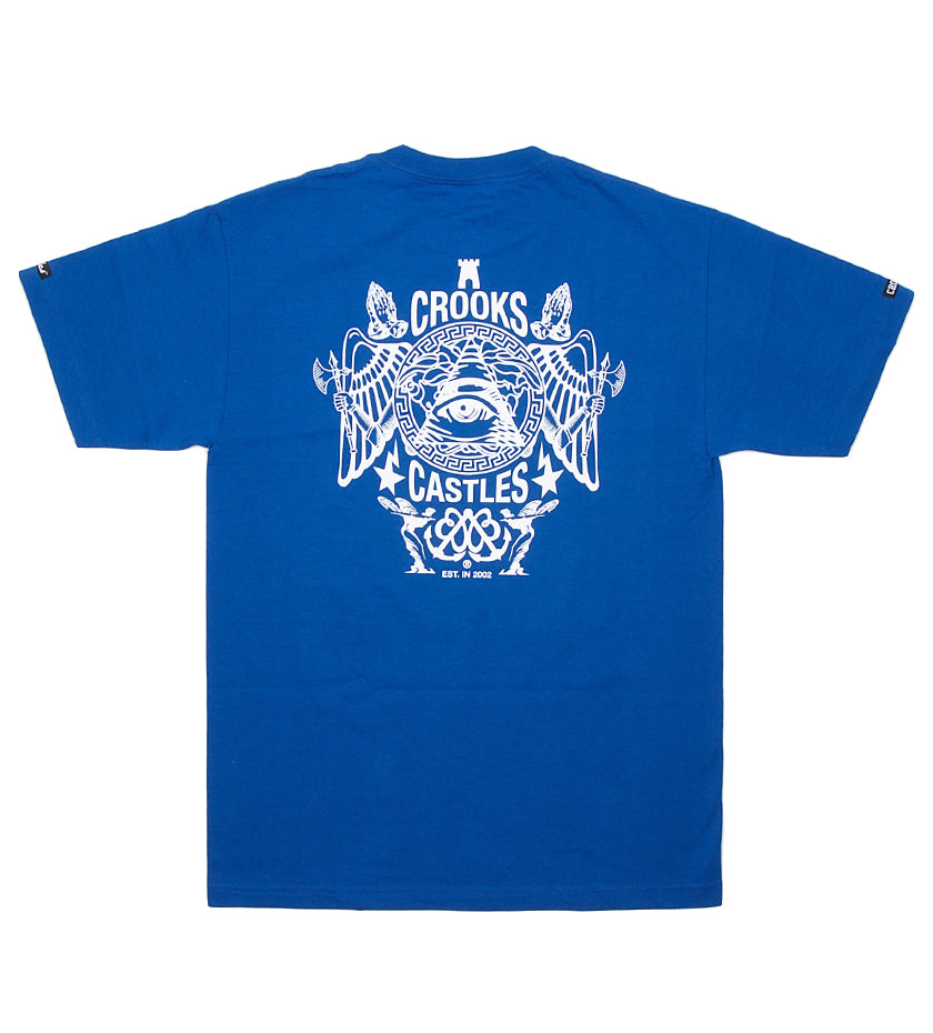 Secret Society Tee (Royal)
