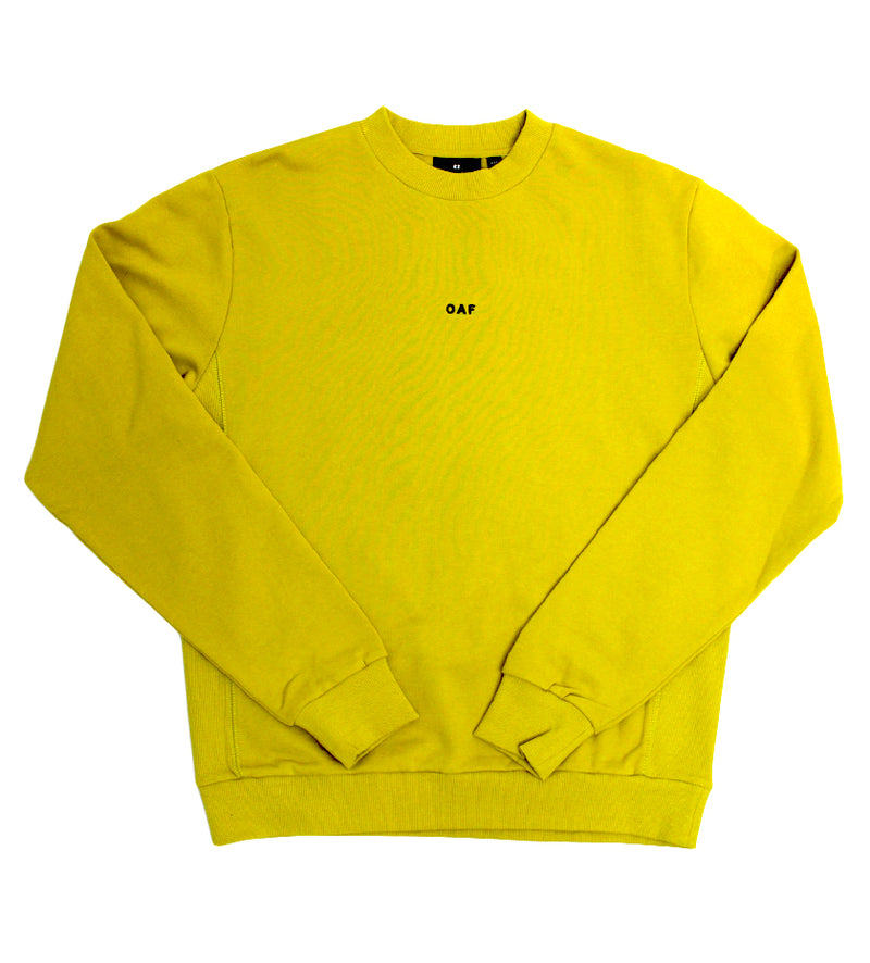 Mini Oaf  Sweatshirt (Yellow)