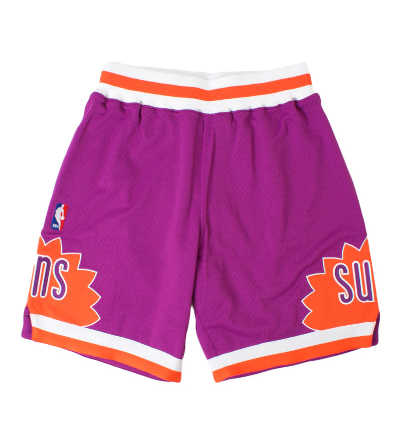 Phoenix Suns Authentic NBA Shorts (Purple)