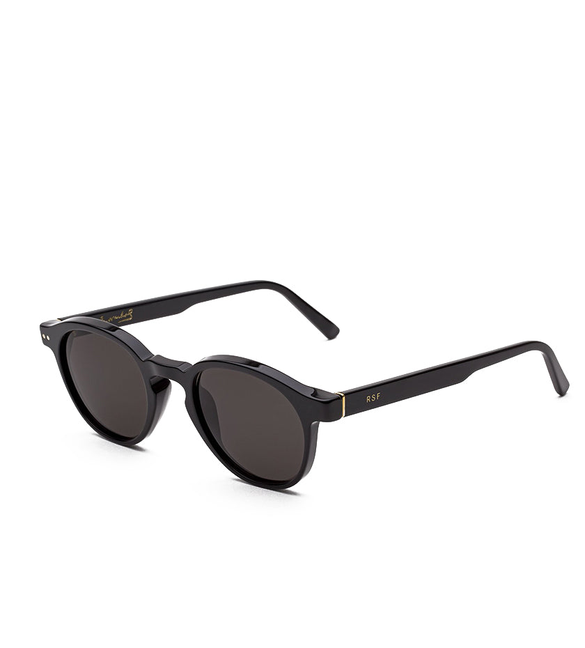 The Warhol Sunglasses (Black)