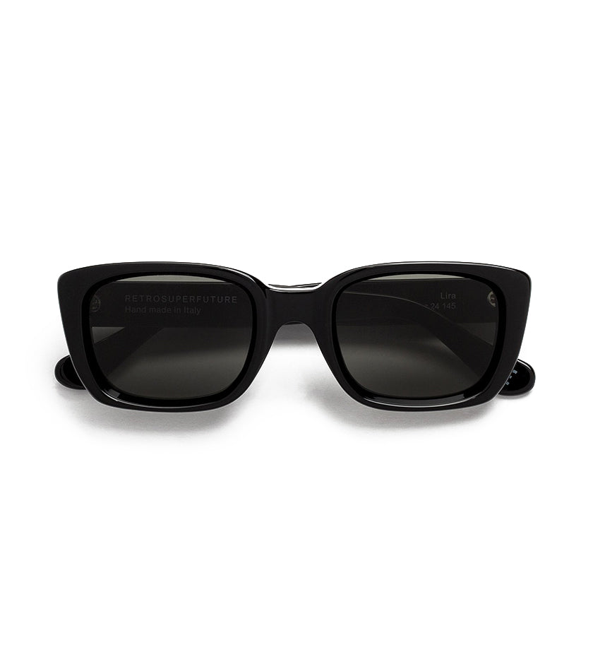 Lira Sunglasses (Black)