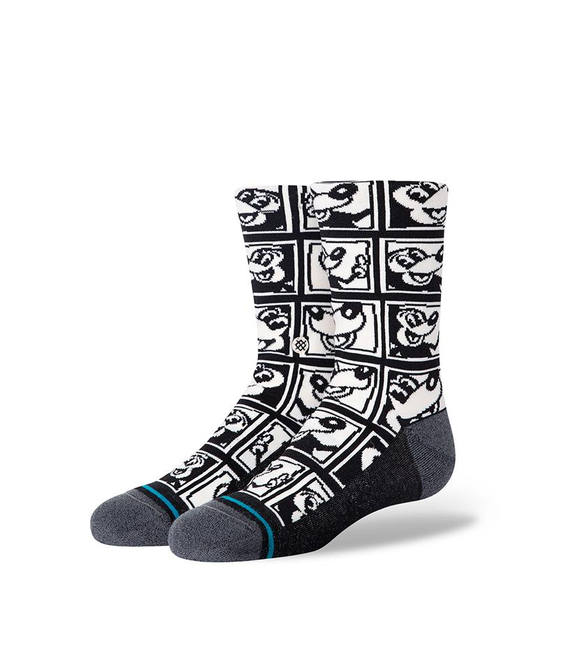1985 Haring Kids Socks (Black)