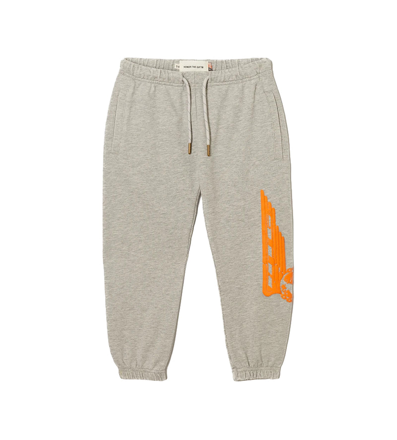 Airborne Kids Pant (Athletic Grey)