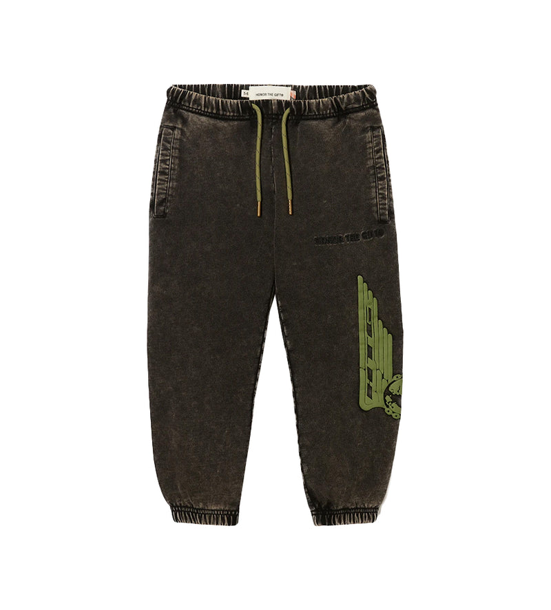 Airborne Kids Pant (Black)