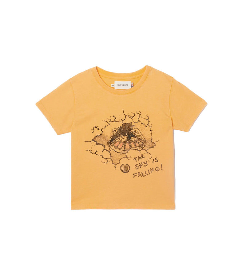 Worldwide Kids S/S Tee (Orange)