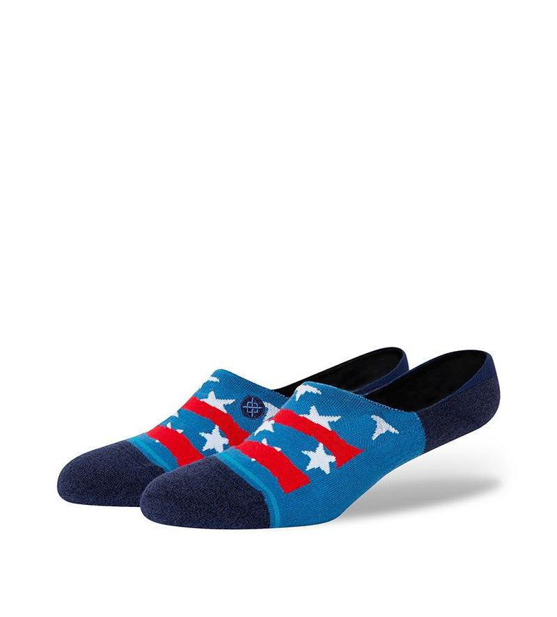 Freedom Strike Socks (Blue)