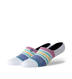 Leslee Low Socks (White)