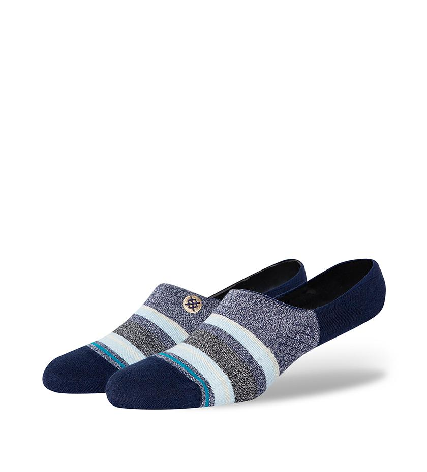 Randini No Show Socks (Navy)