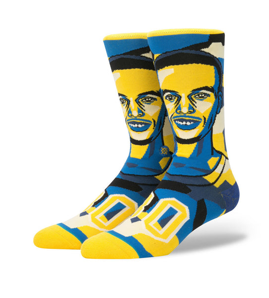 Mosaic Curry Socks