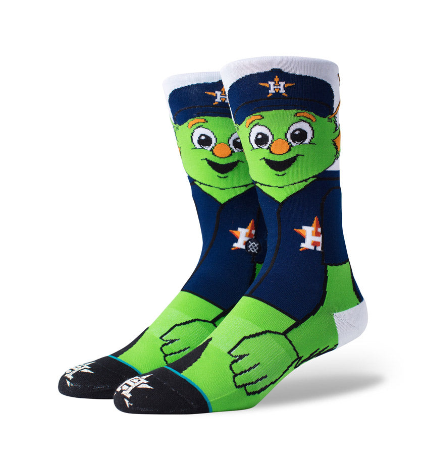 Orbit Astros Socks