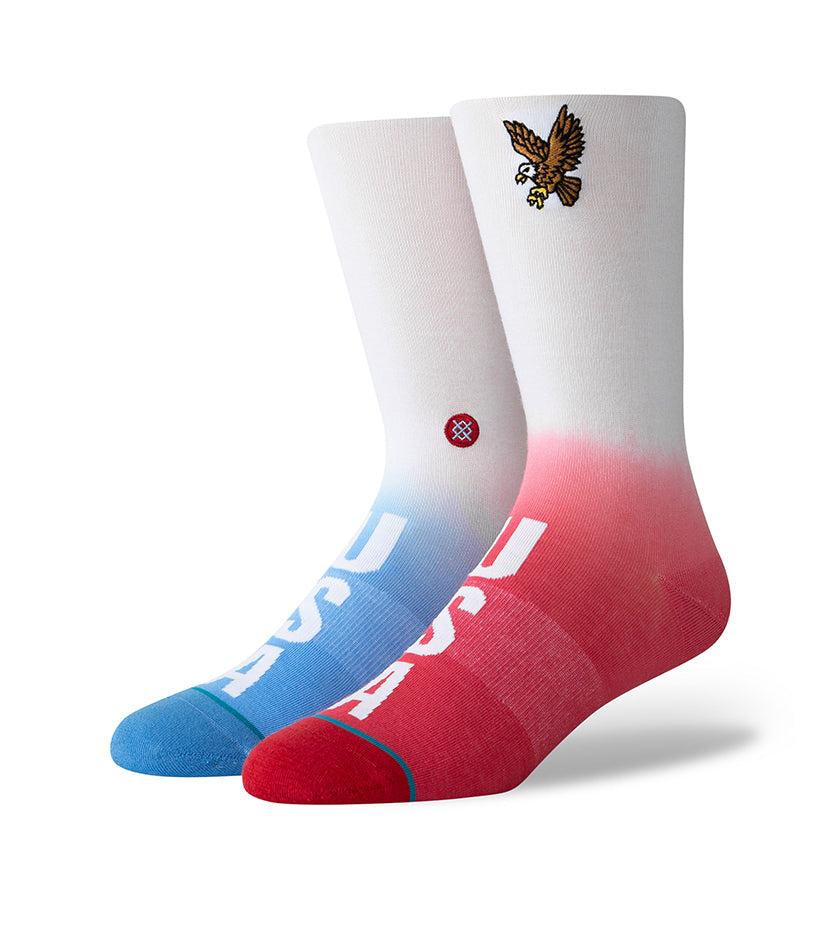 The Brave Socks (White)