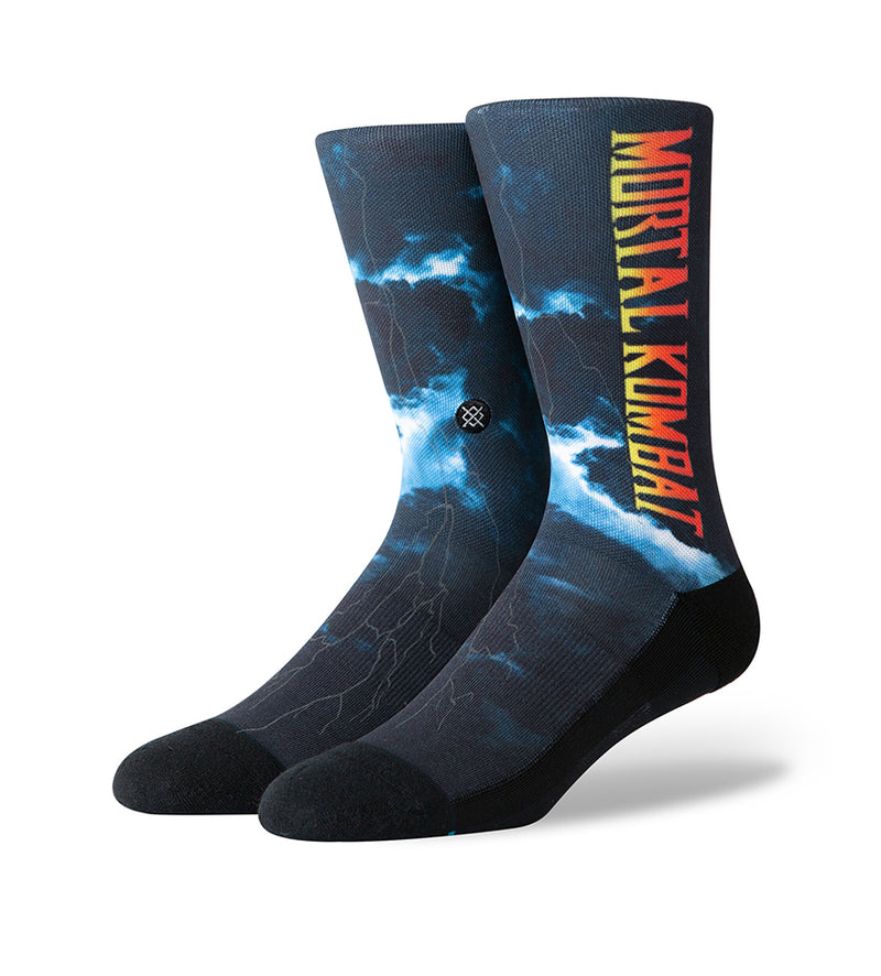 Mortal Kombat II Socks (Black)