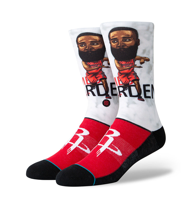 Harden Big Head Socks