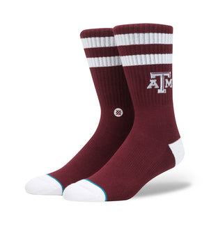 Texas A&M Logo Socks