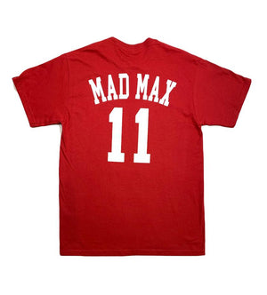 Mad Max Tee (Red)