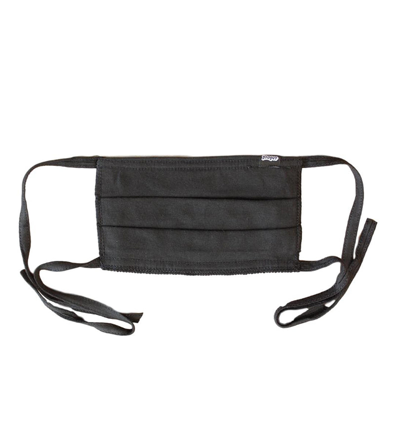 Proper Face Mask (Black)