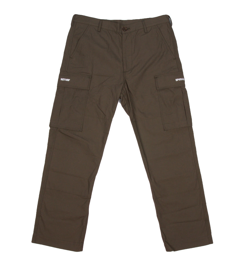 Rip-Stop BDU Cargo Pants (Olive)