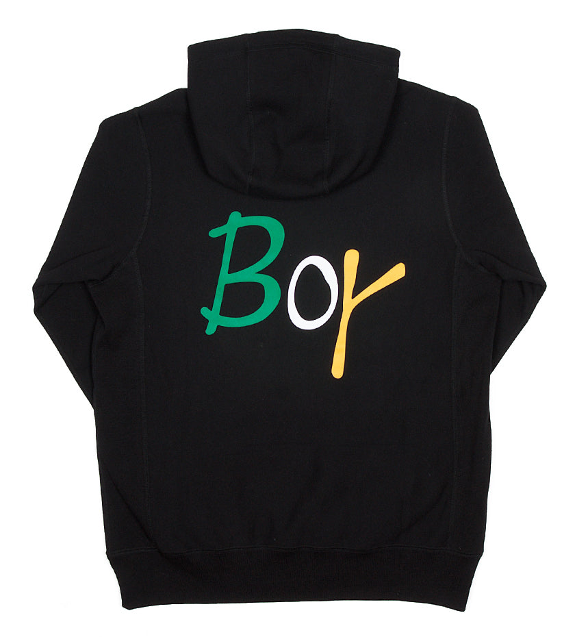 Rude Boy Pullover (Black)