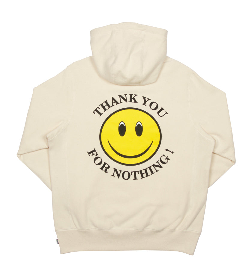 Thank You Pullover Hoodie (Natural)