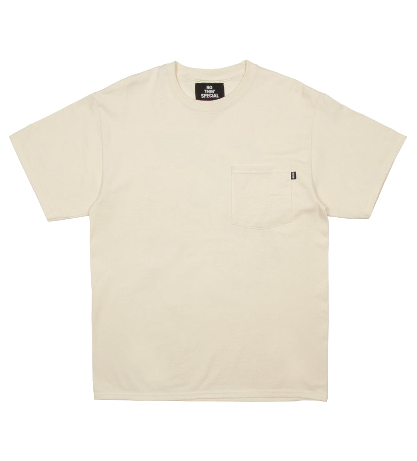 Illusion Pocket Tee (Natural)