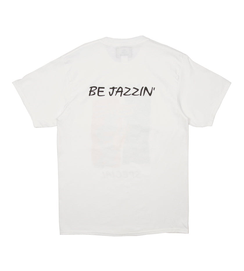 Be Jazzin' Tee (White)